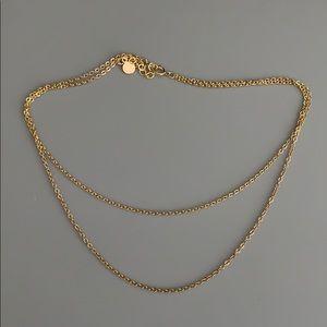 sixty stax capri layered necklace